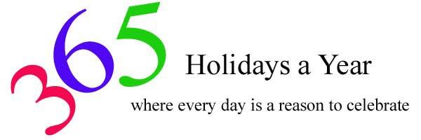 365 Holidays a Year