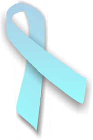 International No Diet Day is observed on May 6, and its symbol is a light blue ribbon. The original uploader was Nightbolt at English Wikipedia. - en.wikipedia, CC BY-SA 3.0,
