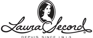 By Tara Logue - Authorized corporate representative for Laura Secord - This is the revised Laura Secord Corporate Logo, Attribution, https://commons.wikimedia.org/w/index.php?curid=9384768