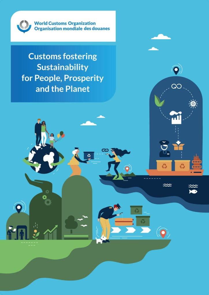 Official Poster for 2020 International Customs Day.