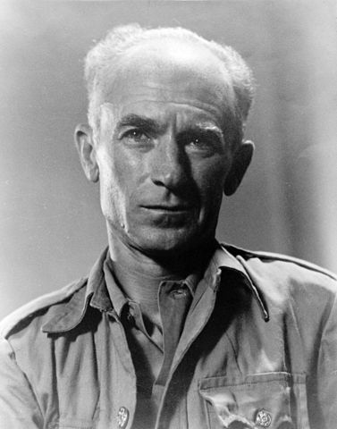 Photograph of Ernie Pyle